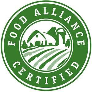 Do One Green Thing: food alliance