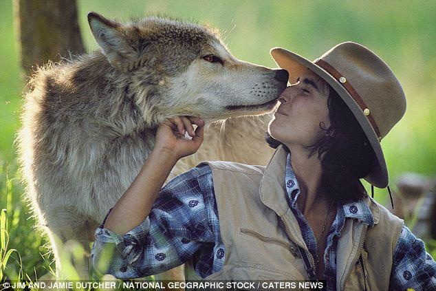 bond with animals