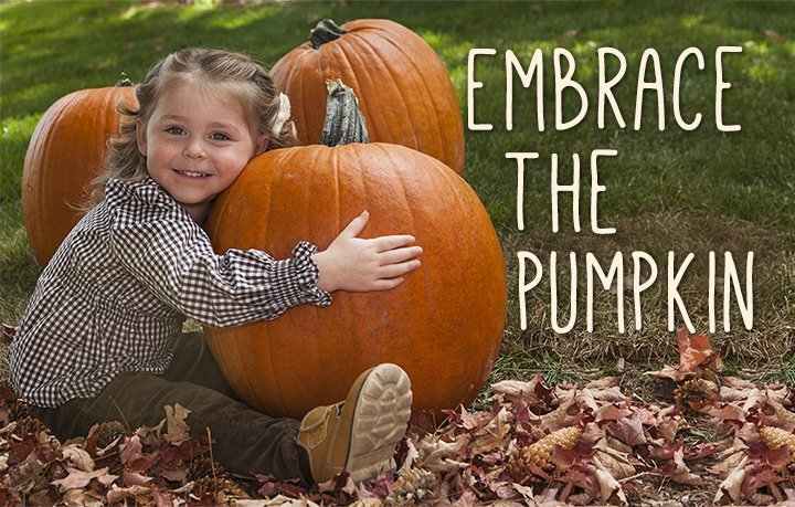 most wonderful time of the year embrace the pumpkin