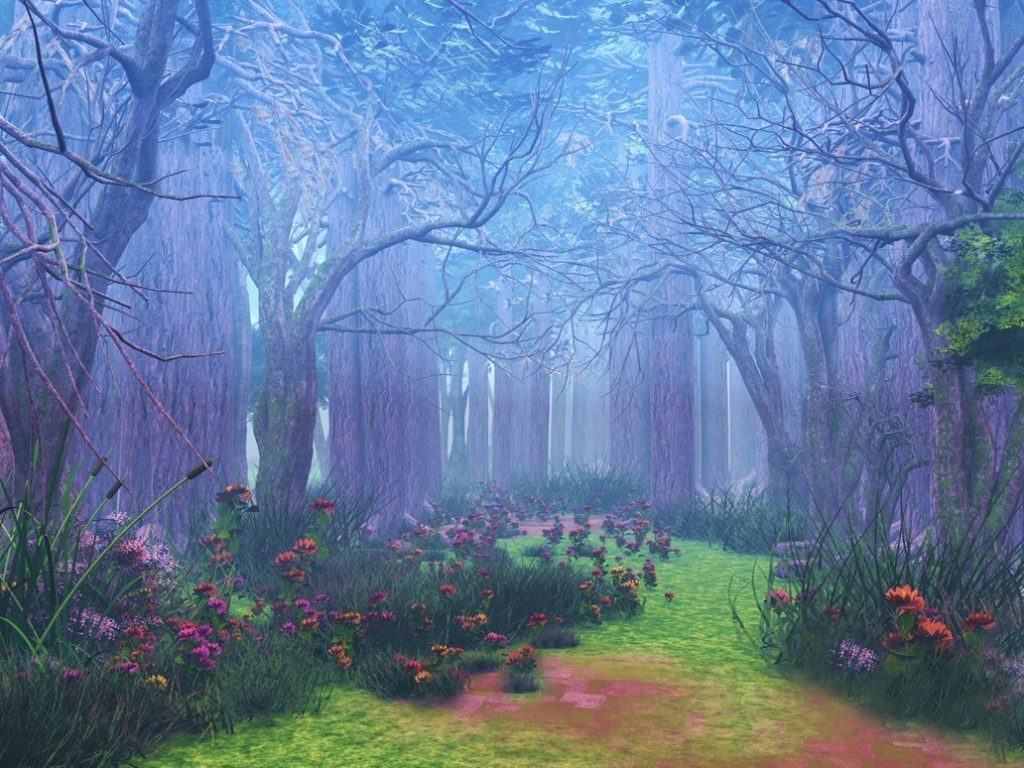 Magic-Forest-Cybrean-Stock