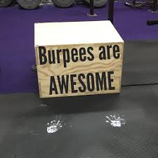 ZooFit Workout of the Day- 11/5/19: Burpees 4 Fun