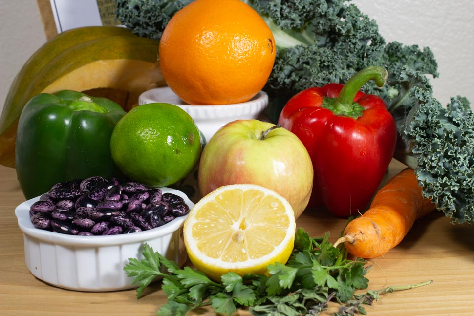 Principles of Eating Green: Go Au Naturale
