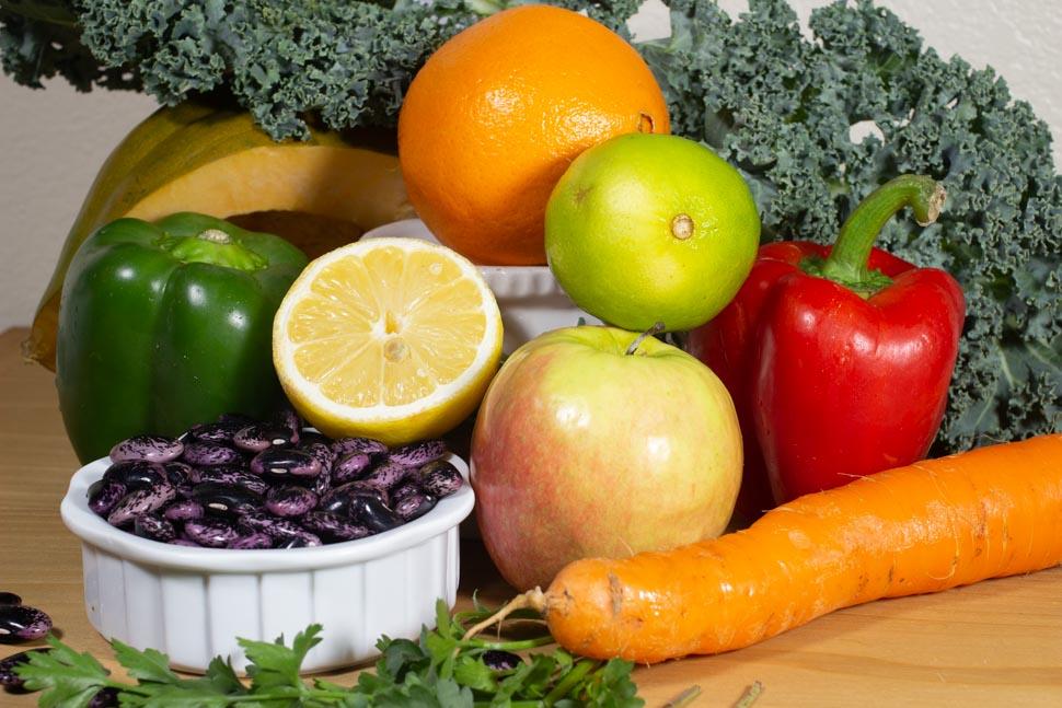 Conservation Fitness: Vegetarian Week