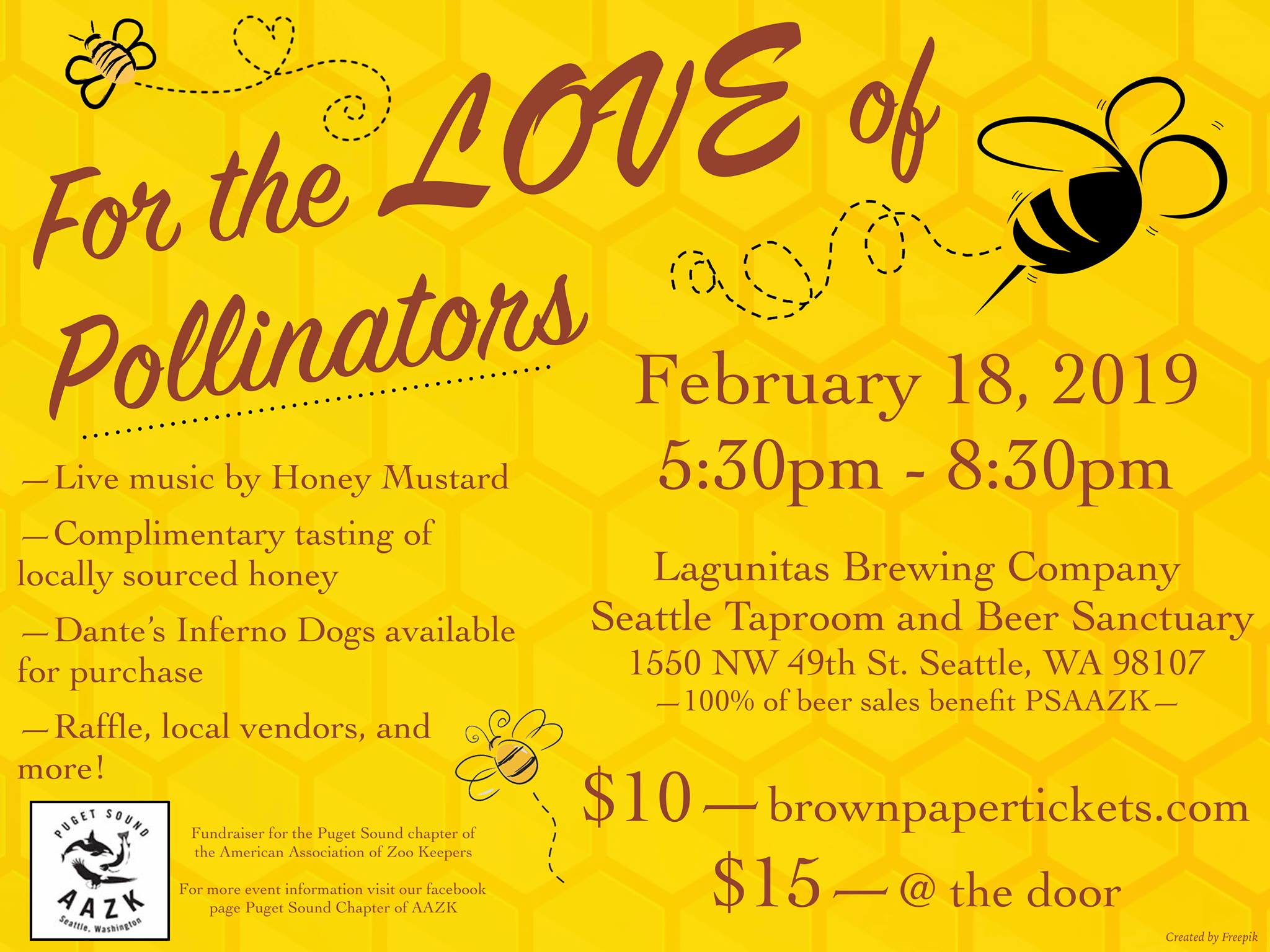 For the Love…of Pollinators
