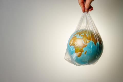Plastic-Free July Eco-Challenge, Day 5: Plastic-Free is in the Bag