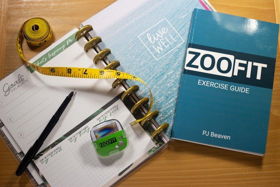 ZooFit WOD- December 3: ZooFit Bootcamp 4×4