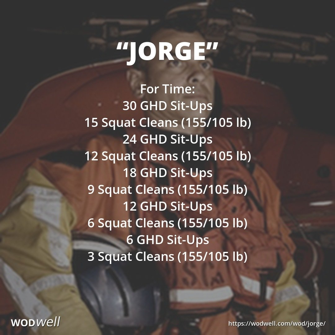 ZooFit Special Workout: Veteran's Day- Hero WOD