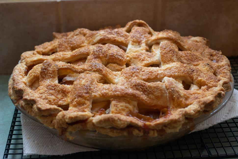 ZooFit Recipe of the Week- Winter Sweet-tart Pie