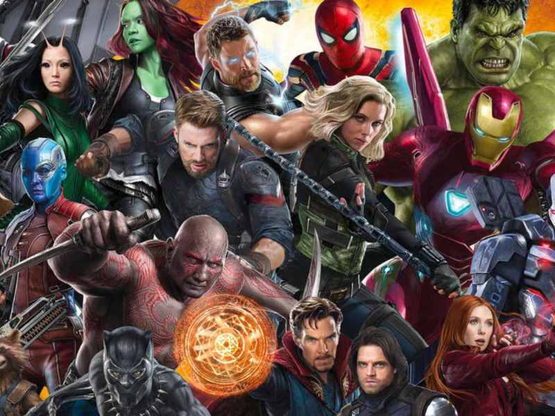 ZooFit Workout of the Day- Fandom Fitness: Avengers Assemble
